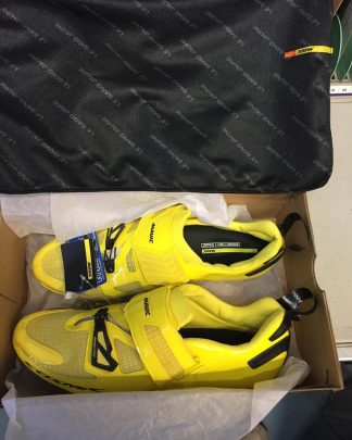 Mavic shoes